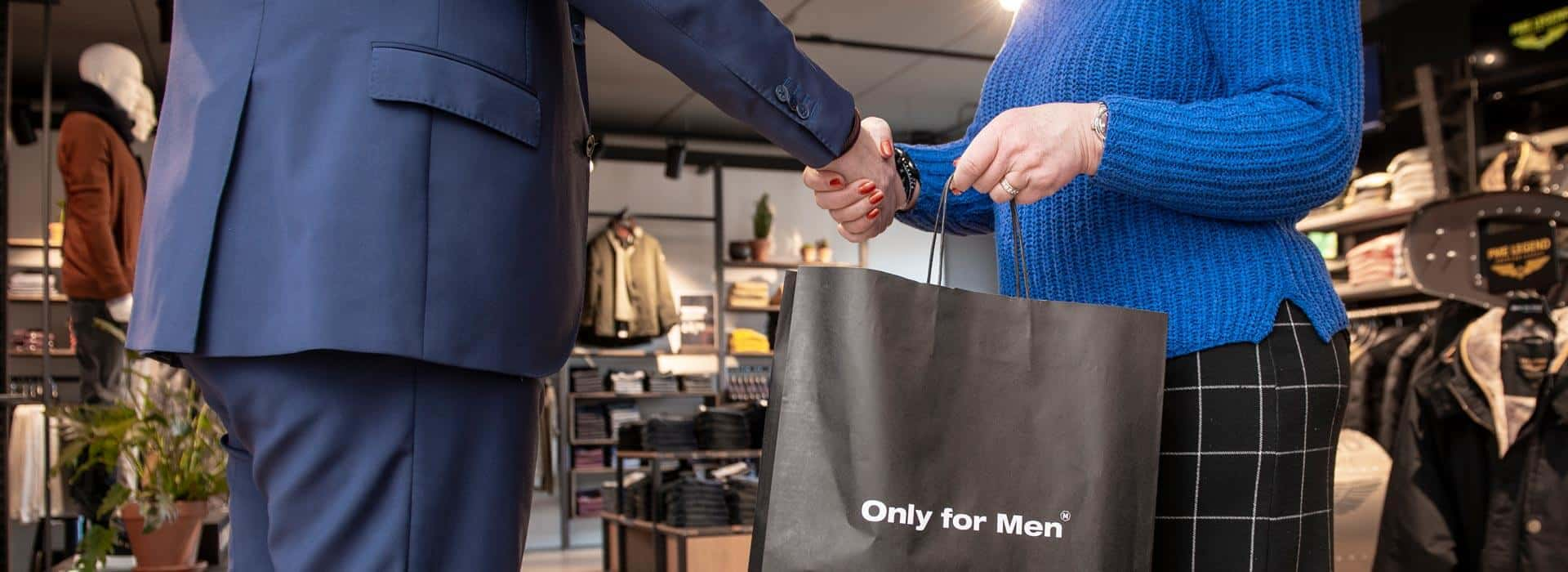 Only for Men vacatures